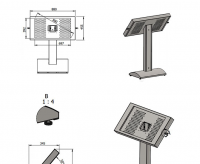 Touch Screen Stands